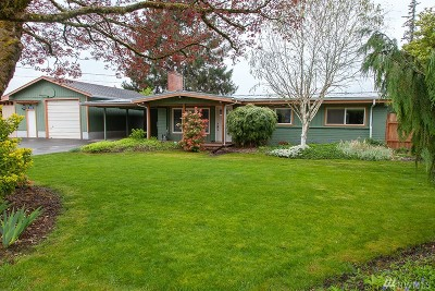 Sedro Woolley Single Family Home For Sale: 10542 Sterling Rd