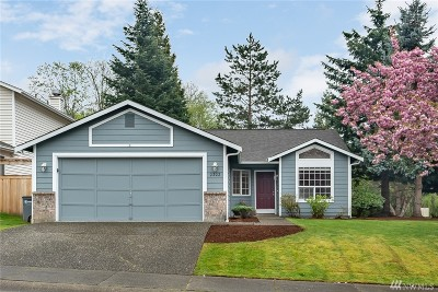 Bothell Single Family Home For Sale: 2302 210th St SE