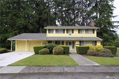 Federal Way Single Family Home For Sale: 30101 8th Ave S