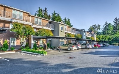 Everett Condo/Townhouse For Sale: 9815 Holly Drive #A304