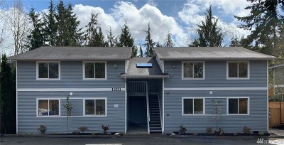 Bothell Multi Family Home For Sale: 11031 Woodinville Dr