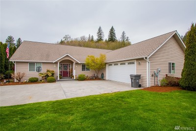 Sedro Woolley Single Family Home For Sale: 8040 Pipeline Rd