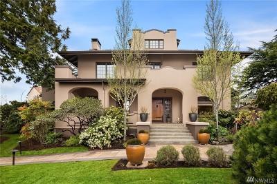 Seattle Single Family Home For Sale: 3011 E Laurelhurst Dr NE