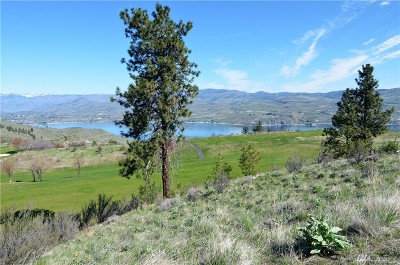 Chelan, Chelan Falls, Entiat, Manson, Brewster, Bridgeport, Orondo Residential Lots & Land For Sale: 238 Bandera Wy