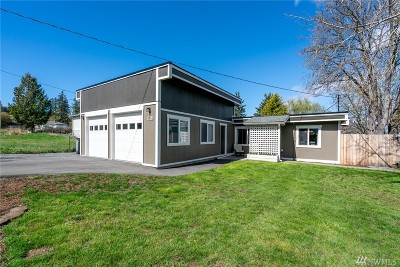 La Conner, Anacortes Single Family Home For Sale: 1718 28th St