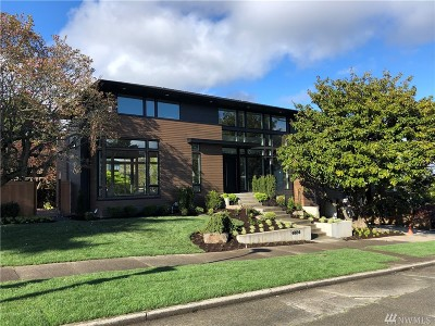 Seattle Single Family Home For Sale: 4804 NE 40th St