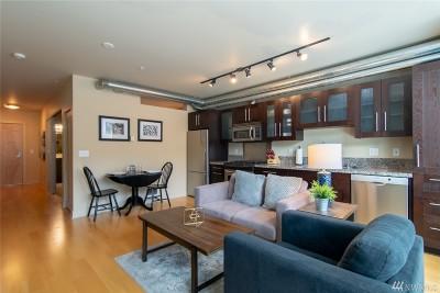 Condo/Townhouse Sold: 530 E Broadway #312