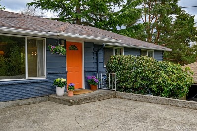 Seattle Single Family Home For Sale: 2538 NE 105th Place