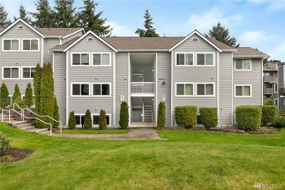 Kirkland Condo/Townhouse For Sale: 12618 109th Ct NE #H104