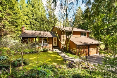 Woodinville Single Family Home For Sale: 22006 NE 175th St