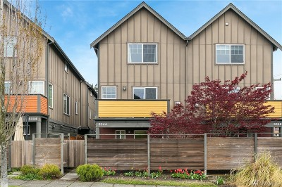 Seattle Single Family Home For Sale: 5344 16th Ave S