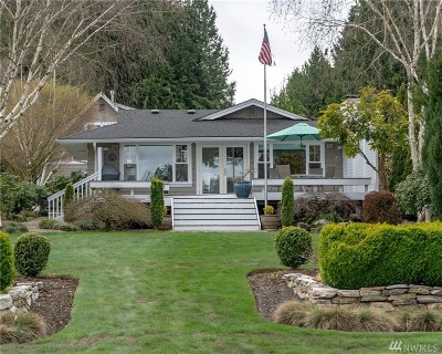 Stanwood Single Family Home Contingent: 5321 141st Place NW