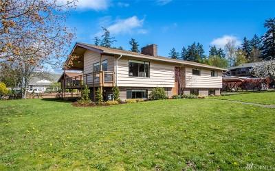 Poulsbo Single Family Home Contingent: 418 Viewmont St NE