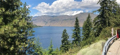 Chelan, Chelan Falls, Entiat, Manson, Brewster, Bridgeport, Orondo Residential Lots & Land For Sale: Pine Crest Place
