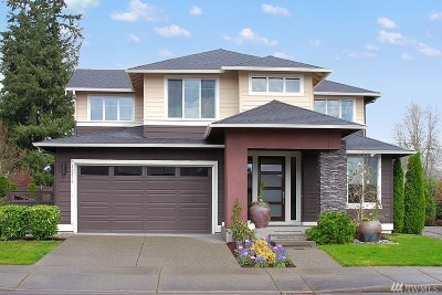Auburn Single Family Home For Sale: 12218 SE 288th Place