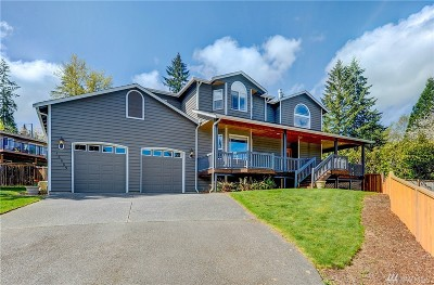 Woodinville Single Family Home For Sale: 16005 177th Place NE