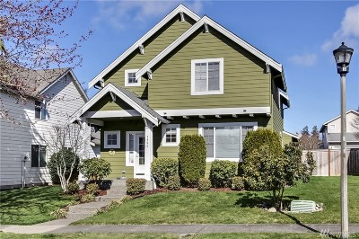 Dupont Single Family Home For Sale: 1460 Kincaid St