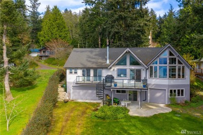 Anacortes, La Conner Single Family Home For Sale: 5068 Totem Trail
