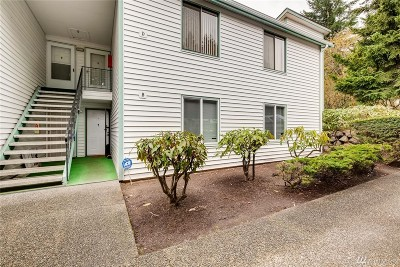 Federal Way Condo/Townhouse For Sale: 1906 SW 318th Place #17B