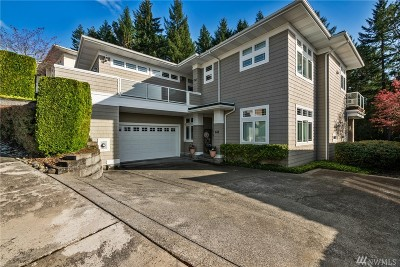 Gig Harbor Condo/Townhouse For Sale: 5810 122nd St NW
