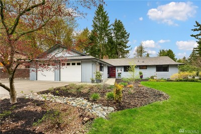 Kent Single Family Home For Sale: 12330 SE 235th St