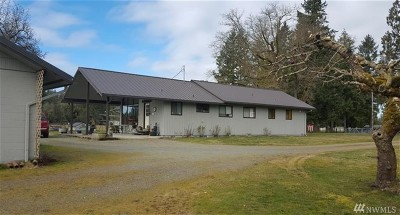 Centralia Single Family Home For Sale: 6511 210th Ave SW