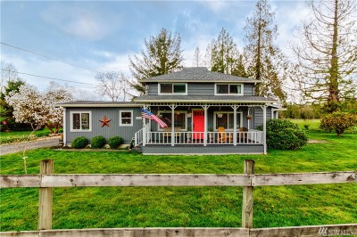 Snohomish Single Family Home For Sale: 10812 159th Ave SE