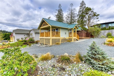 Anacortes WA Single Family Home Pending Inspection: $295,000