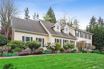 Bellevue Single Family Home For Sale: 2401 100th Ave NE
