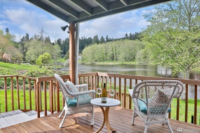 Greenbank Single Family Home Sold: 1195 Honeymoon Lake Dr