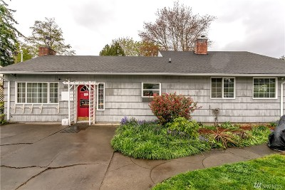Burien Single Family Home For Sale: 16631 16th Ave SW