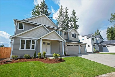 Puyallup Single Family Home For Sale: 15014 116th Av Ct E