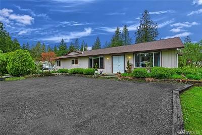 Monroe WA Single Family Home For Sale: $425,000