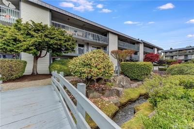 Des Moines Condo/Townhouse For Sale: 22985 Marine View Dr S #D 315
