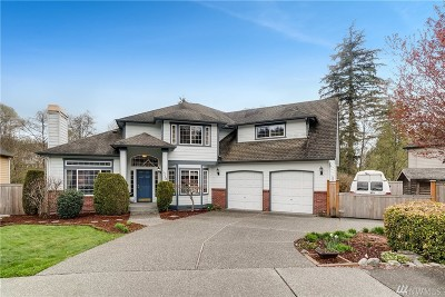 Bothell Single Family Home For Sale: 1718 226th Place SW