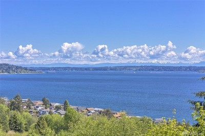 Port Ludlow Single Family Home For Sale: 1353 Thorndyke Rd