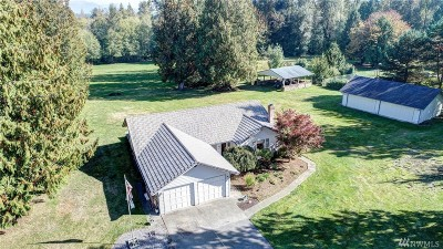 Lake Stevens Single Family Home For Sale: 8217 143rd Ave NE