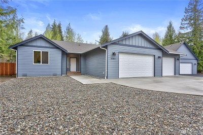 Gold Bar Single Family Home For Sale: 41919 171st St SE