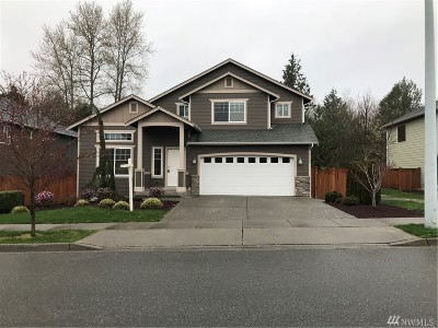 Stanwood Single Family Home For Sale: 7331 Copper Wy NW