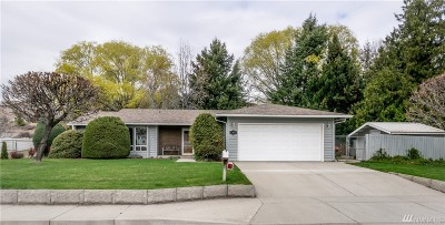 Wenatchee Single Family Home For Sale: 1708 Maiden Lane