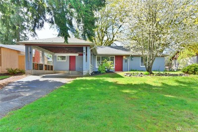 Mountlake Terrace Single Family Home For Sale: 22906 54th Ave W