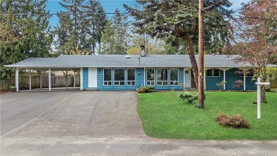 Lakewood Single Family Home Contingent: 386 Lake Louise Dr SW