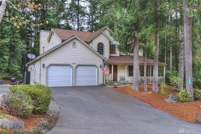 Silverdale Single Family Home Pending Inspection: 1310 NW Covey Ct