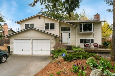 Edmonds Single Family Home For Sale: 18811 80th Ave W