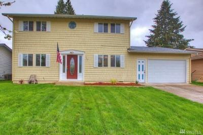 Auburn Single Family Home For Sale: 1706 21st St NE