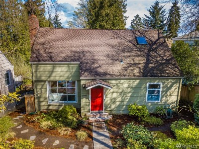 Seattle Single Family Home For Sale: 10006 15th Ave NE