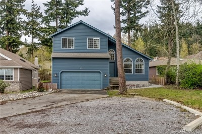 Bellingham Single Family Home Pending Inspection: 824 Blueberry Lane