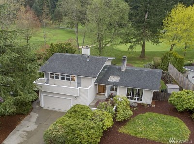 Renton Single Family Home For Sale: 17204 147th Ave SE
