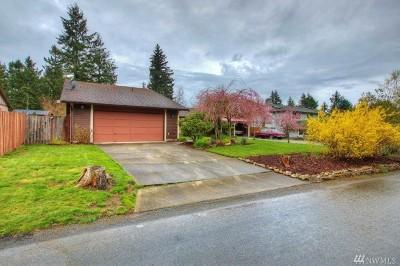 Bonney Lake Single Family Home For Sale: 12701 214th Av Ct E
