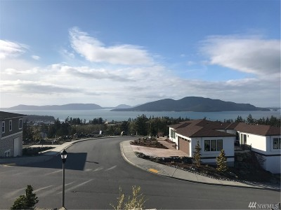 Anacortes Residential Lots & Land For Sale: 3913 Rockridge Parkway